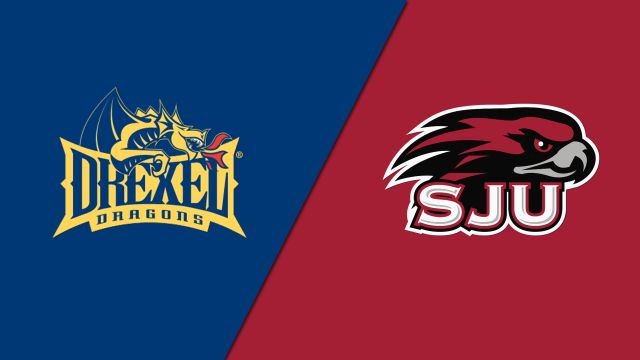 Drexel vs. Saint Joseph's (W Soccer)