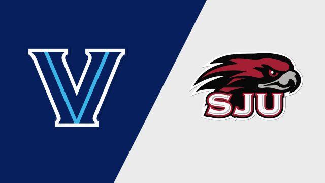 Villanova vs. Saint Joseph's (W Soccer)