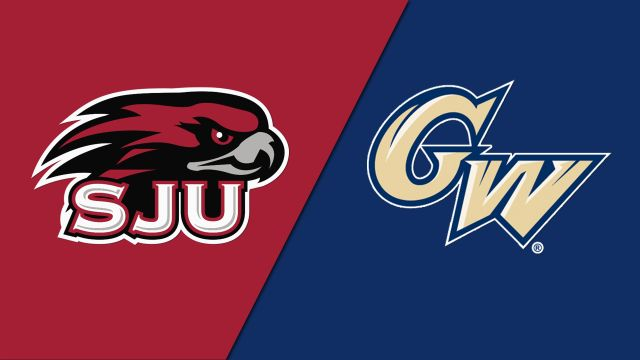 Saint Joseph's vs. George Washington (W Basketball)