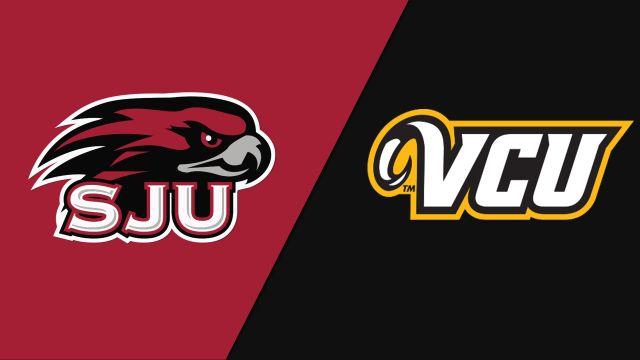 Saint Joseph's vs. VCU (Semifinal #2) (W Soccer)