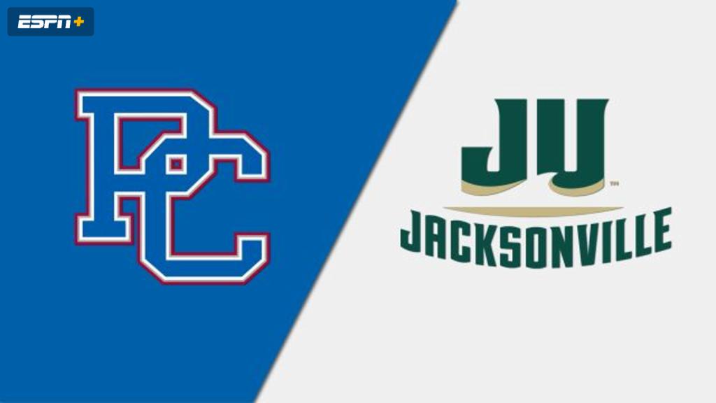 Presbyterian vs. Jacksonville (M Soccer)