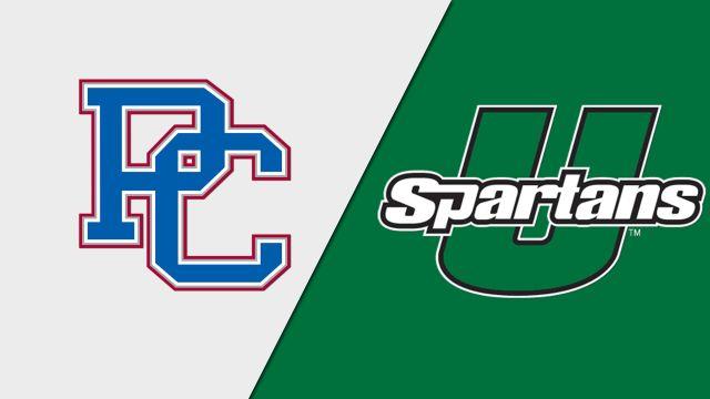 Presbyterian vs. USC Upstate (M Soccer)