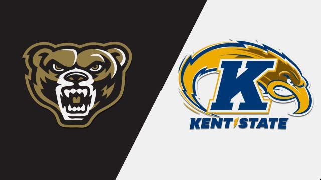 Oakland vs. Kent State (W Basketball)