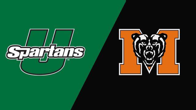 USC Upstate vs. Mercer (M Soccer)