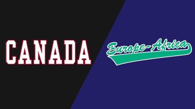 Victoria, British Columbia vs. Prague, Czech Republic (Little League Softball World Series)