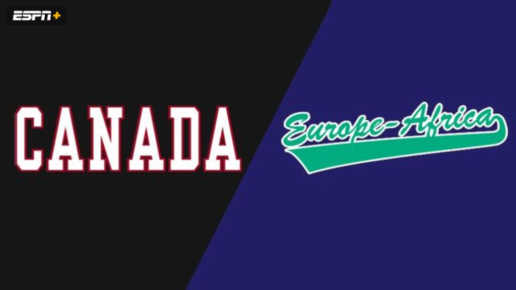 Victoria, British Columbia vs. Prague, Czech Republic (Little League Softball World Series)