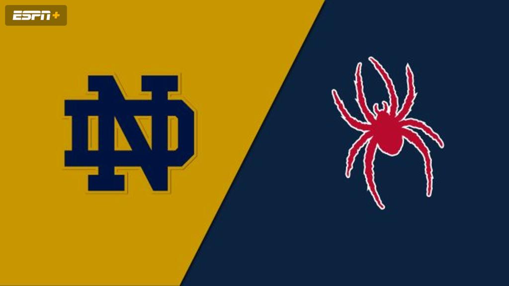 #8 Notre Dame vs. Richmond (M Lacrosse)