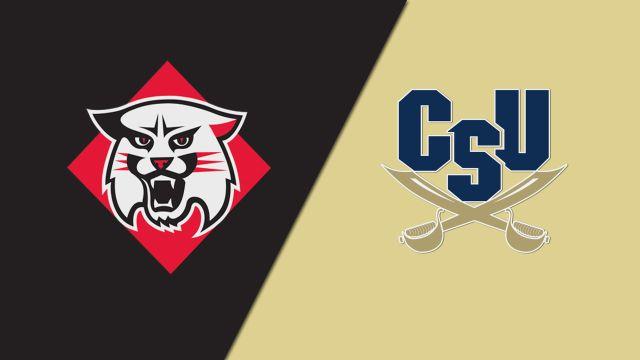 Davidson vs. Charleston Southern (W Basketball)