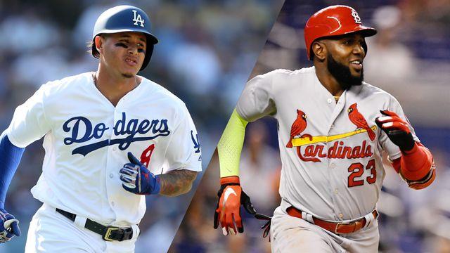 Los Angeles Dodgers vs. St. Louis Cardinals