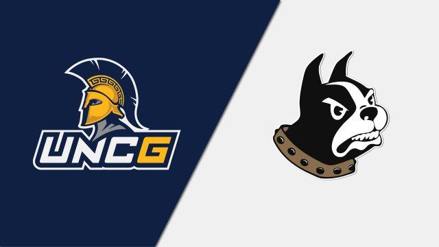 UNC Greensboro vs. Wofford (M Basketball)