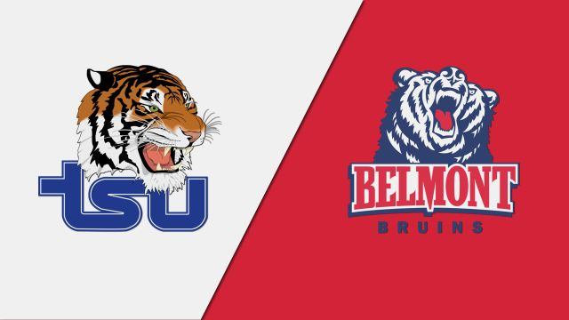 Tennessee State vs. Belmont (Softball)