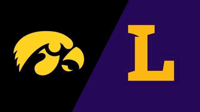 Iowa vs. Lipscomb (W Volleyball)