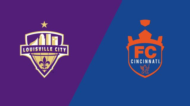 Louisville City FC vs. FC Cincinnati