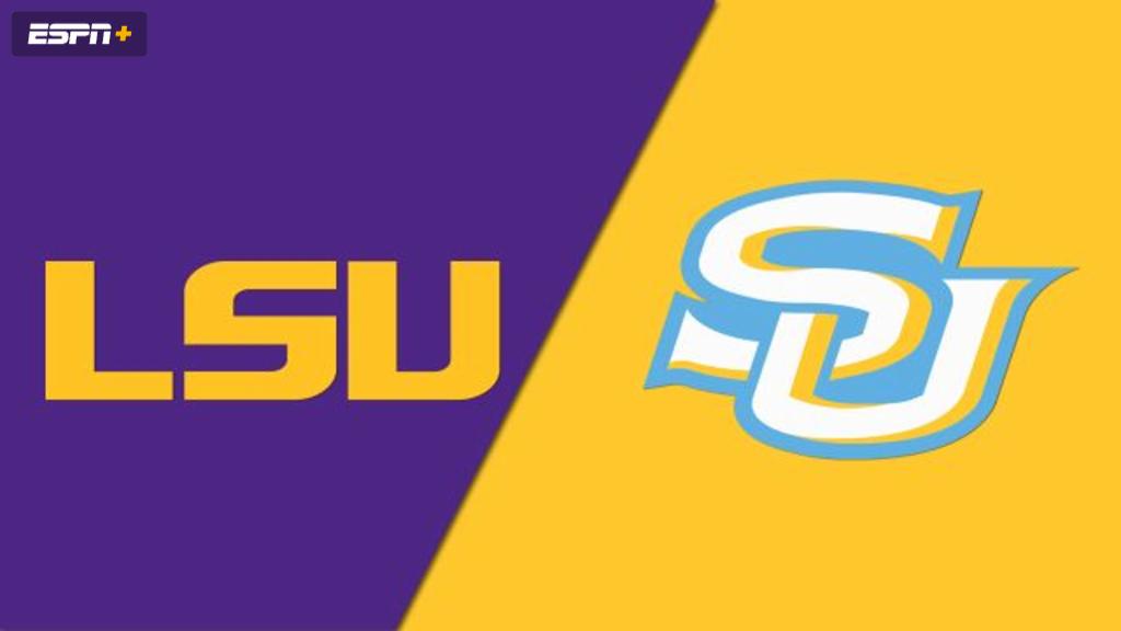 #8 LSU vs. Southern (Baseball)