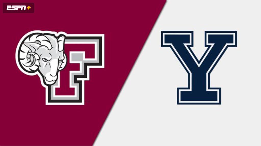 Fordham vs. Yale (W Soccer)