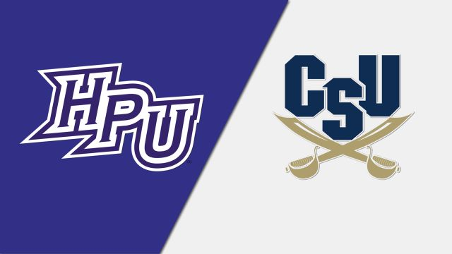 High Point vs. Charleston Southern (W Basketball)