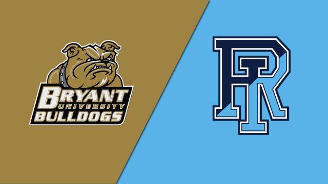 Bryant vs. Rhode Island (M Basketball)