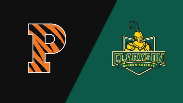 #6 Princeton vs. #4 Clarkson (W Hockey)