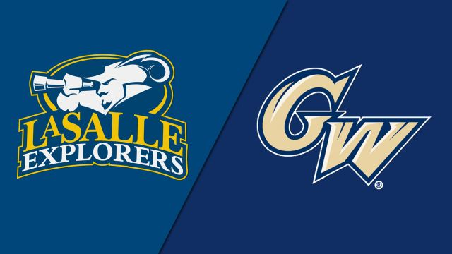 La Salle vs. George Washington (M Soccer)