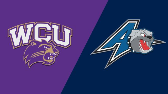 Western Carolina vs. UNC Asheville (W Basketball)