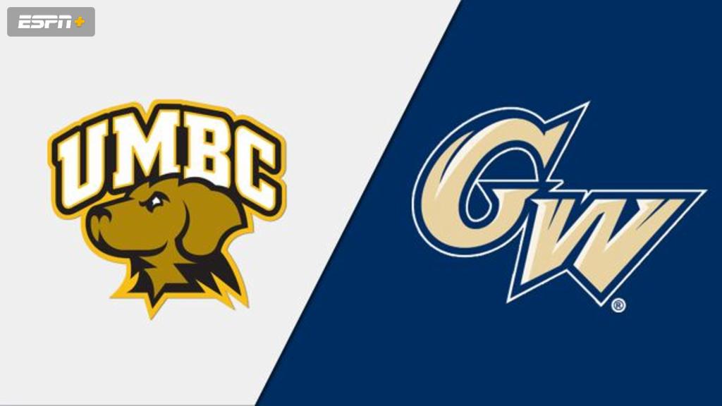 UMBC vs. George Washington (Softball)