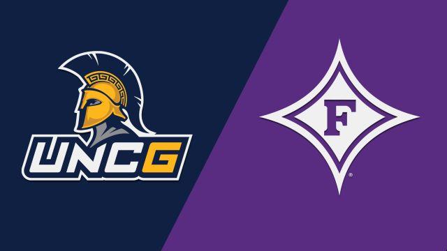 UNC Greensboro vs. Furman (W Basketball)
