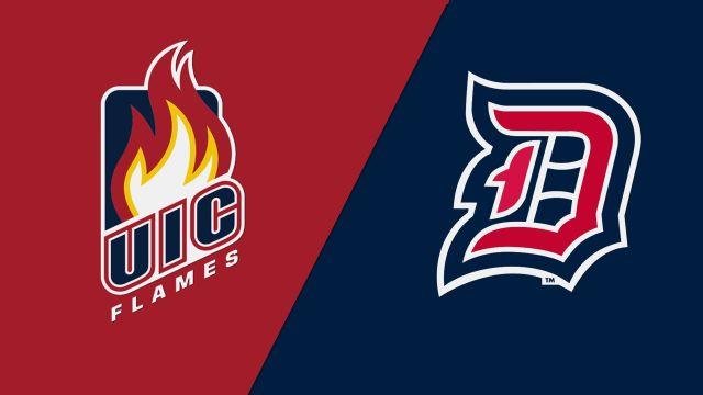 UIC vs. Duquesne (M Basketball)