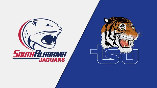 South Alabama vs. Tennessee State (W Basketball)