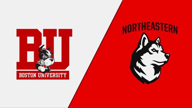 #8 Boston University vs. #3 Northeastern (W Hockey)