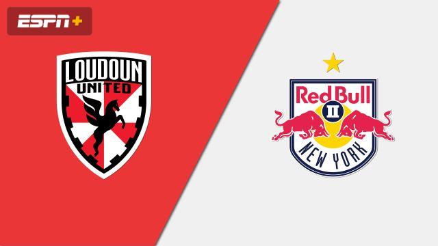 Loudoun United FC vs. New York Red Bulls II (USL Championship)