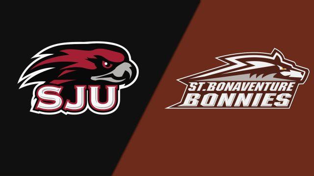 Saint Joseph's vs. St. Bonaventure (W Lacrosse)