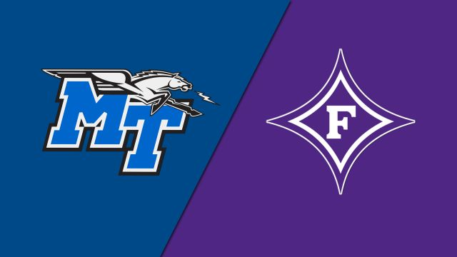Middle Tennessee vs. Furman (W Basketball)