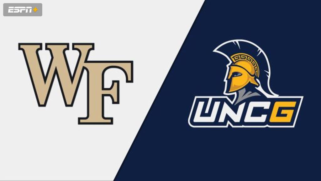Wake Forest vs. UNC Greensboro (W Volleyball)