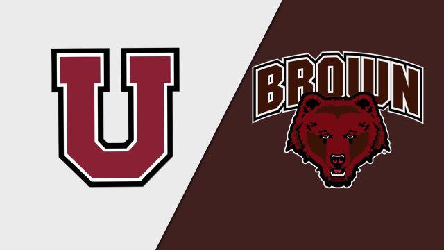#11 Union vs. Brown (M Hockey)