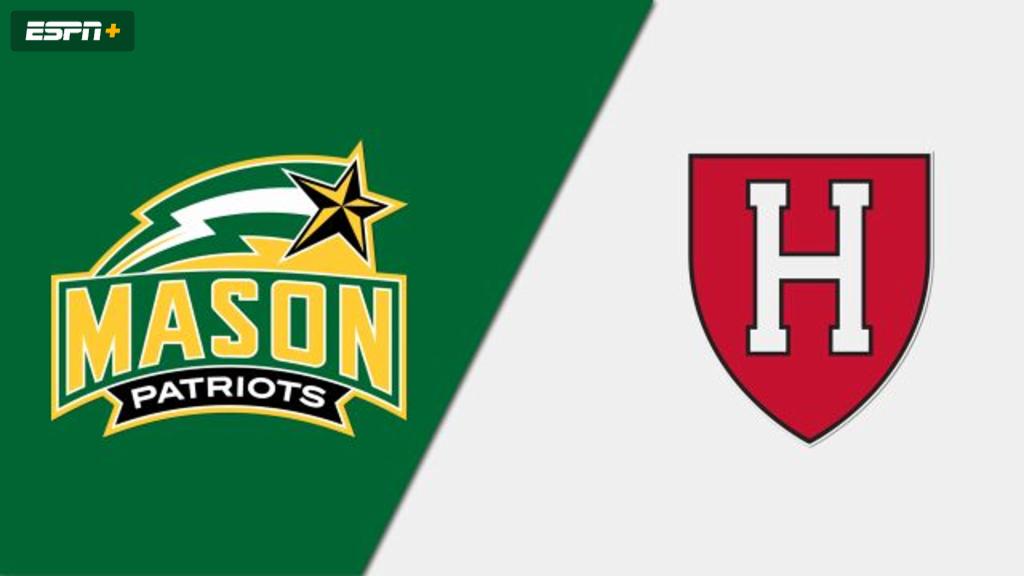 George Mason vs. Harvard (M Volleyball)
