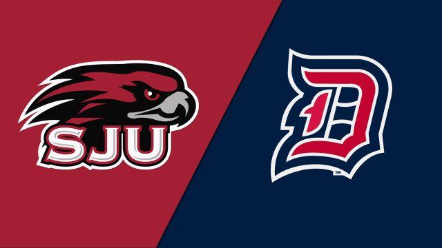 Saint Joseph's vs. Duquesne (W Basketball)