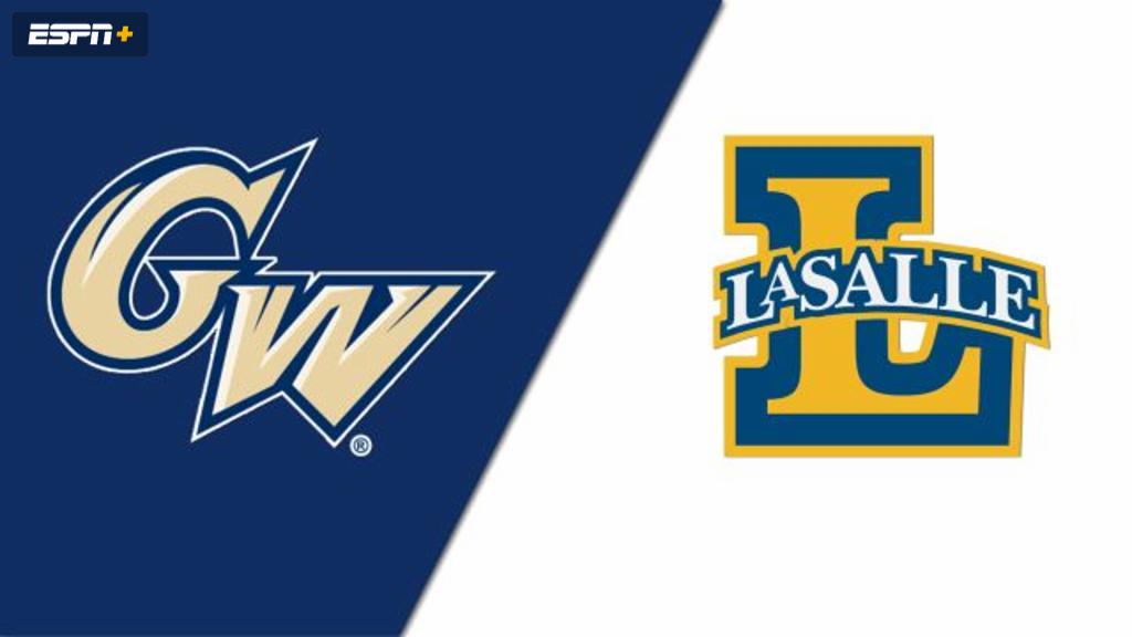 George Washington vs. La Salle (W Soccer)