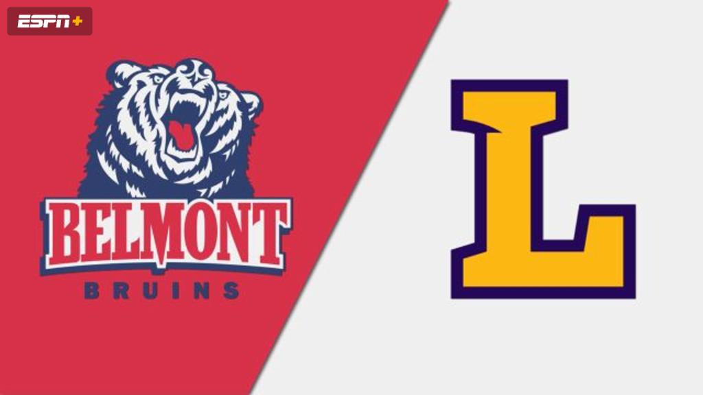 Belmont vs. Lipscomb (M Basketball)