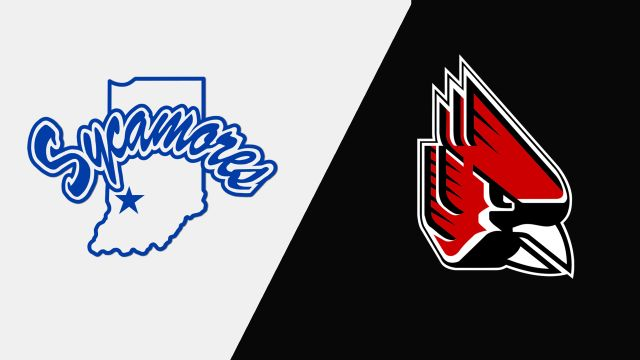 Indiana State vs. Ball State (M Basketball)