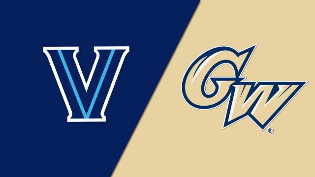 Villanova vs. George Washington (W Basketball)