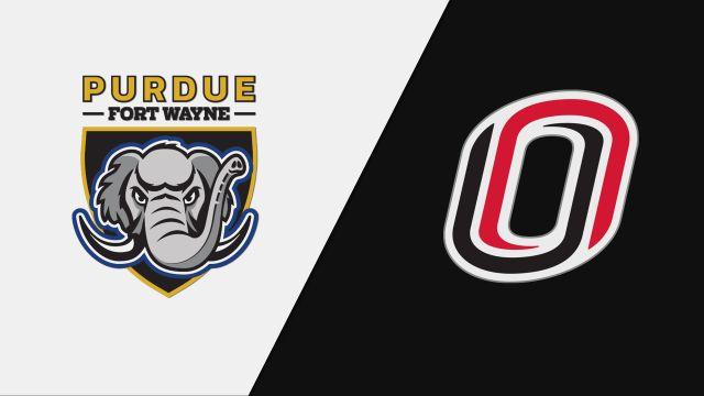 Purdue Fort Wayne vs. Omaha (Semifinal #2) (Summit League Men's Basketball Championship)