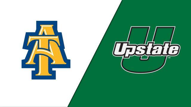 North Carolina A&T vs. USC Upstate (Baseball)