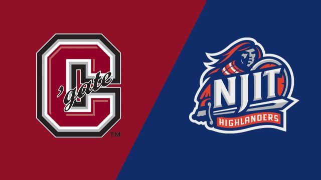 Colgate vs. NJIT (M Basketball)