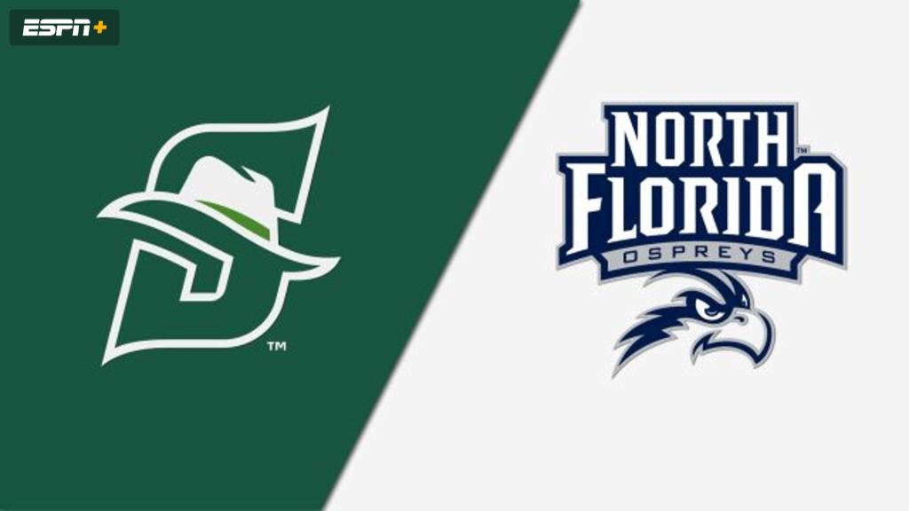 Stetson vs. North Florida (M Basketball)