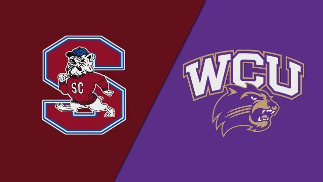 South Carolina State vs. Western Carolina (W Basketball)
