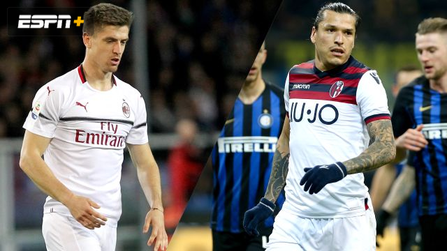AC Milan 2-1 Bologna 5 6 2019 Match Highlight