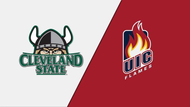 Cleveland State vs. UIC (M Basketball)