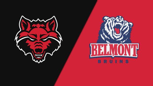Arkansas State vs. Belmont (W Basketball)