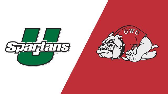 USC Upstate vs. Gardner-Webb (M Soccer)