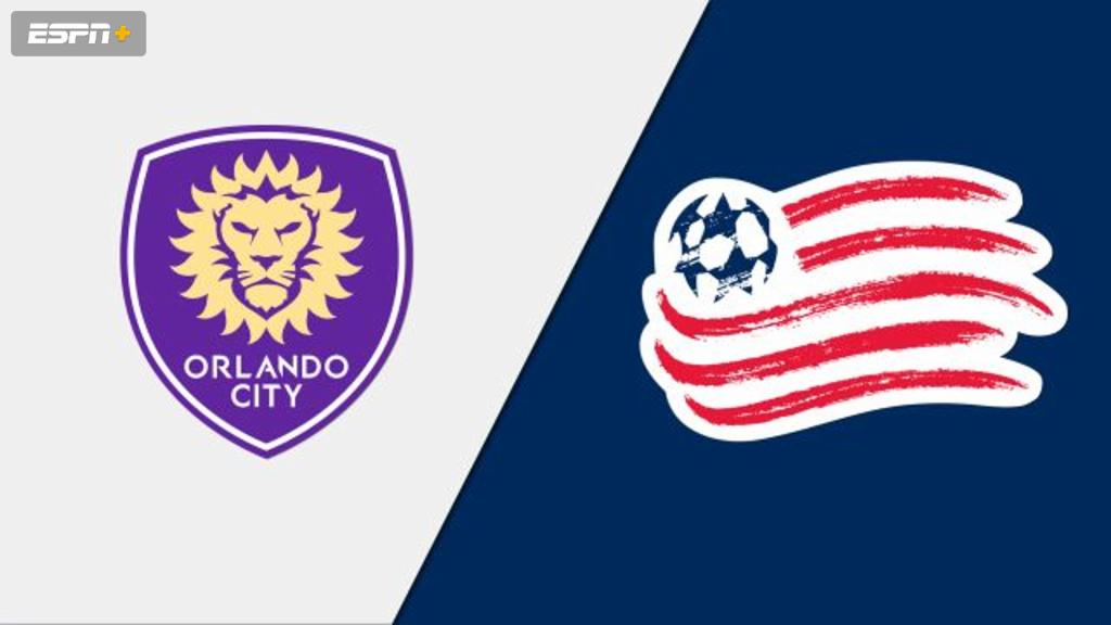 Orlando City SC vs. New England Revolution (Round of 16) (U.S. Open Cup)